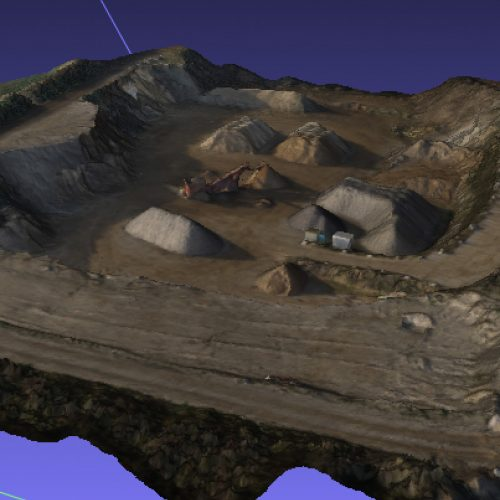Drohnenvermessung / Photogrammetrie und Orthophotos - airmess