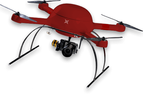 Drohnenvermessung und Drohnenfotografie - airmess