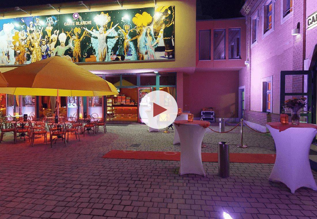 Virtueller Rundgang von airmess im Theater Carte Blanche