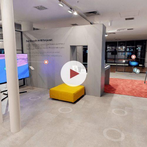 Virtueller Rundgang von airmess für Loewe
