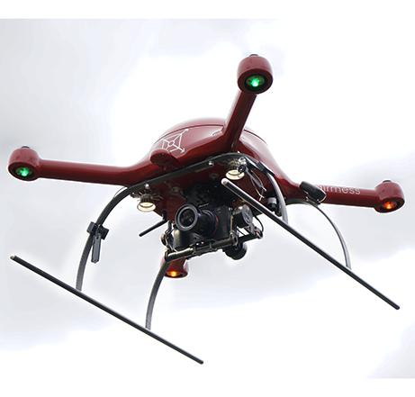 Drohnen-Dienstleister Airmess