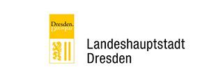 Landeshauptstadt Dresden Logo